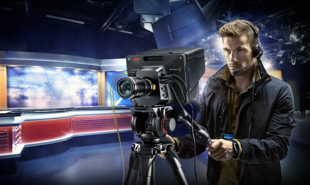4o photonet special day comart blackmagic studio camera