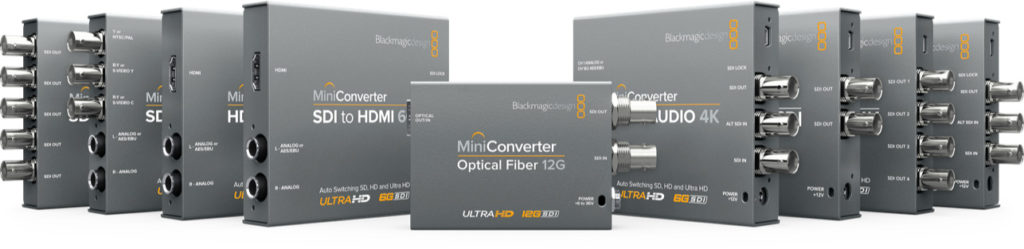 blackmagic design video converters comart