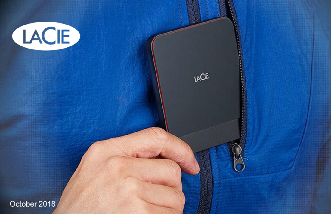 183ba168987 LaCie Portable USB-C SSD - Comart
